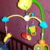 Мобиль Canpol Babies Веселая поляна в отличном состоянии Плюс подарок