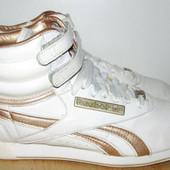 кожаные деми кроссовки РИбок 23.5 см
