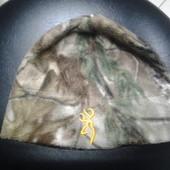 шапка флисовая