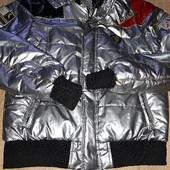 Фирменная тёплая куртка Nickelson р.50XL