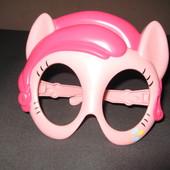 Красивая маска понни Пинки Пай