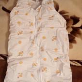 Спальный мешок на овчине