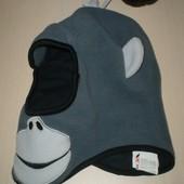 зимний шлем балаклава  Trespass 5-7 лет на ОГ 50 см