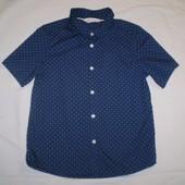 рубашка тениска HM 7-8 лет 128 см 100% котон