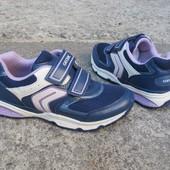 Новые женские кроссовки Geox Bernie. разм.38. оригинал