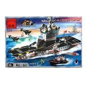 Конструктор корабль 508дет. 826