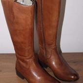 Немецкие кожаные сапоги Caprice