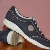 Кожа. Фирма. Качество. Стильная обувь от Mephisto 39.5-40 р сост хорош