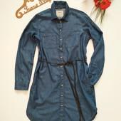 Фирменное джинсовое платье Denim Co, размер 10/38