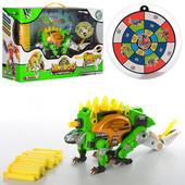 Детский трансформер динозавр SB375
