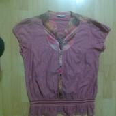 Фирменная блузка XL