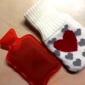 Теплая рукавичка Многоразовый гелевый подогреватель рук