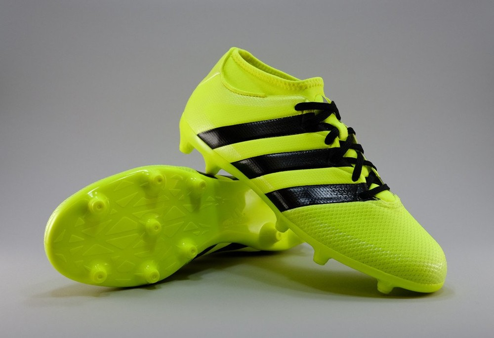 Бутсы копы адидас adidas ace 16.2 primemesh fg/ag 36.2/3р 4 р 23 см с носком фото №1