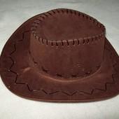 Шляпа ковбой стетсон, 60 см.