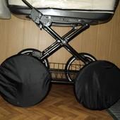 Чохли колеса коляски
