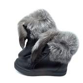 Ботинки женские зимние кожаные First Stael