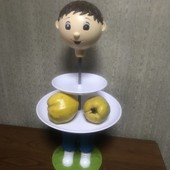 Тортница фруктовница