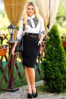 Блуза 44,46,48,50 размеры фото №1