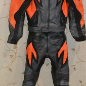 Frank thomas мотокостюм кожаный 50р. мотокомбинезон