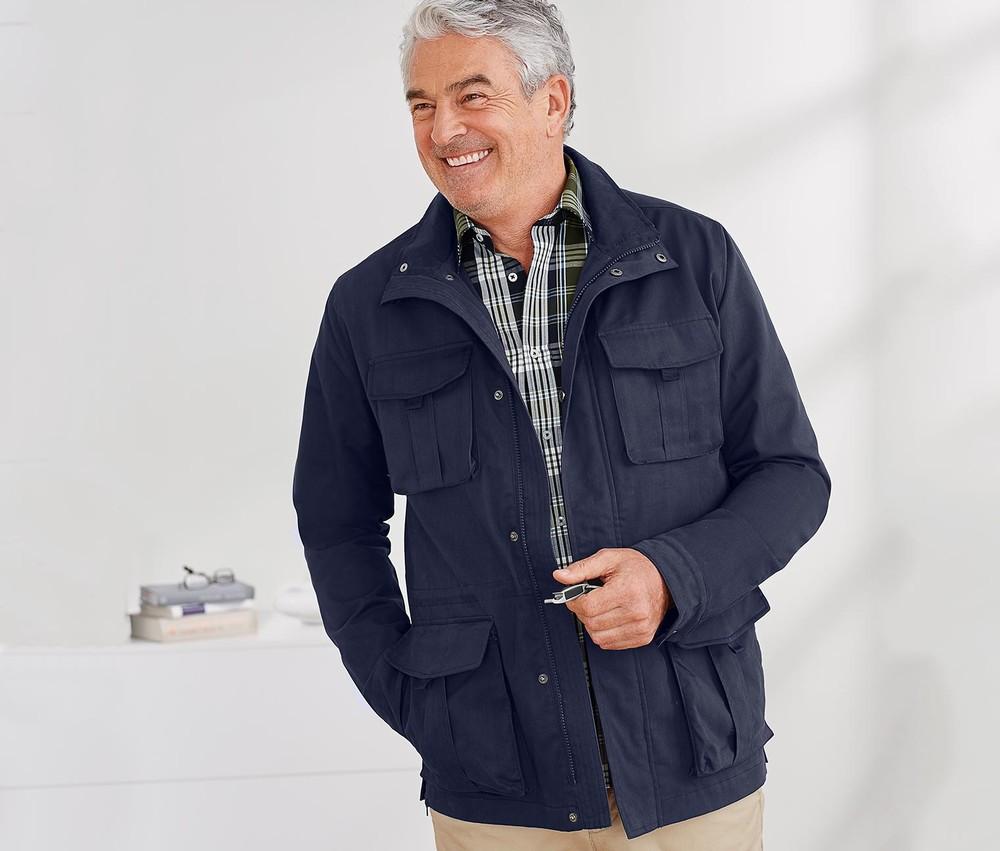 Суперская мужская демисезонная куртка от ТСМ (германия) размер М  фото №1