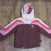 р.128, теплющая зимняя термо-куртка