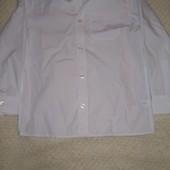 Рубашка на мальчика 6-7л.F&F Укрп.20грн.