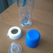Бутылочка для кормления ребенка 240 мм.Новая.