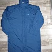 Мужское деми пальто Adidas р.48-50