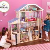 Интерактивный кукольный домик KidKraft Mansion Dollhouse
