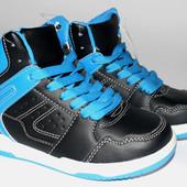 Демисезонные ботинки для мальчиков, размеры 29,30,31,32,34. Наличие цвет/размер в объявлении!
