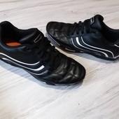 Кожаные  кроссовки Lonsdale 42р. 27 см
