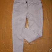 l-xl-xxl, поб 50-52-54, летние укороченные джинсы скинни Tu змеиный принт