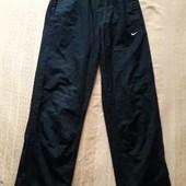 Спортивные штаны фирменные Nike р.46S