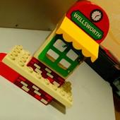 Lego duplo железнодорожная станция