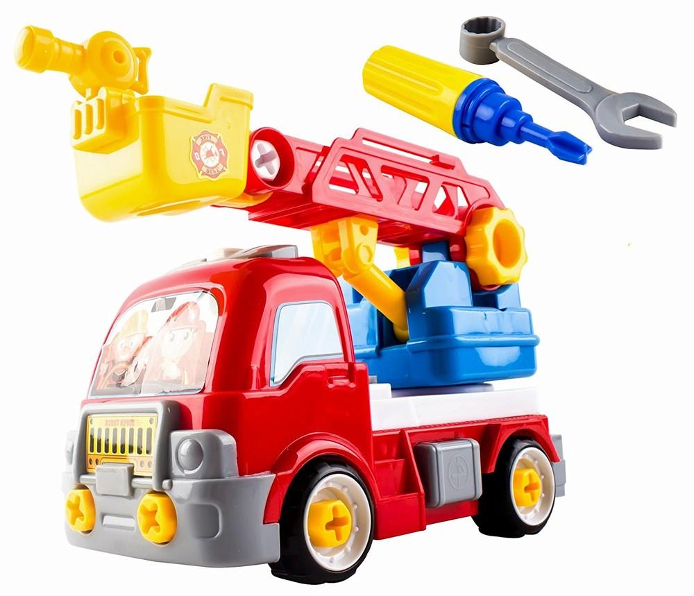 Vokodo пожарная машина с инструментами, в наличии! фото №1