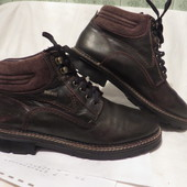 Ботинки Кожа Германия Tamaris 39 размер