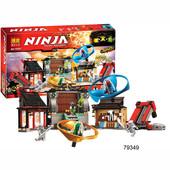 Леле Нинзя 79349 конструктор ниндзяго Lele Ninja Ninjago Боевая площадка