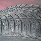 Зимние шины б/у 205х60хR16 5шт.