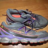 кожаные кроссовки 41,5 р UK 8 New Balance