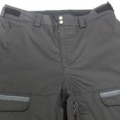 """Плотные штаны шведского бренда """"WARP"""" с флисовой попой."""