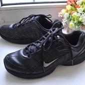 Кожаные кроссовки NIKE оригинал 40-41