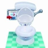 Игра Toilet Trouble. Кто будет мокрый? арт.668
