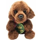 Мягкая игрушка Щенок шоколадного лабрадора 13 см. от Девилон JD-2268ch