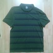 Фирменная футболка поло тениска L-XL