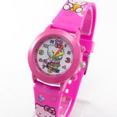 Детские наручные часы Kitty: 1309. 2 цвета