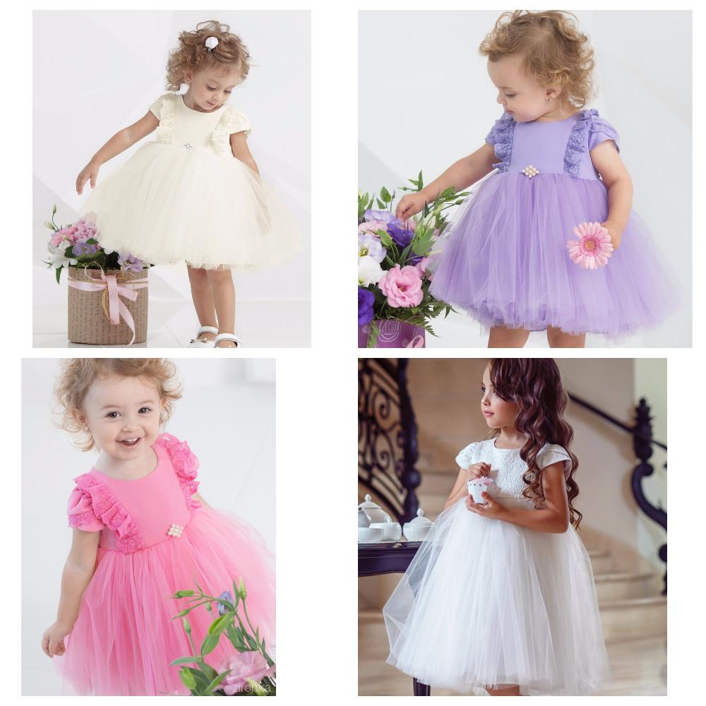 Нарядное платье для девочки на утренник,выпускной или новый год фото №1