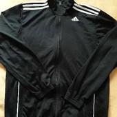 Фирменная спортивная кофта Adidas р.48 L