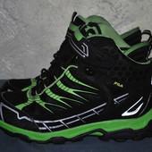 Ботинки для трекинга Fila (размер 40)