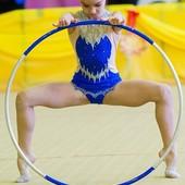 Купальник для художественной гимнастики рост125-130