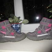 Зимние термо ботинки Superfit Gore-tex 28 р